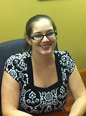 Tool Steel Employee - Heather McMackin